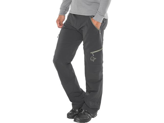 Norrøna Svalbard Flex1 - Pantalones Hombre - negro